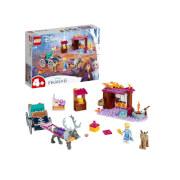 LEGO® Disney Princess 41166 Elsa und die Rentierkutsche