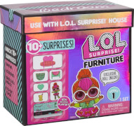 L.O.L. Surprise Furniture mit Puppe Serie 1, sortiert  LOL Suprise