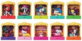 Mattel GBM26 Disney ''Das Haus der 101 Dalmatiner'' Figuren sortiert