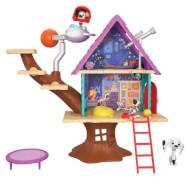 Mattel GDL88 Disney ''Das Haus der 101 Dalmatiner'' Dylans Baumhaus