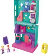 Mattel GFP41 Polly Pocket Pollyville Store Arcade