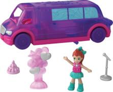 Mattel GGC41 Polly Pocket Pollyville Limousine