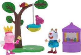 Jazwares Peppa PEP0402 PEPPA  - Geburtstagsfeier Spielset