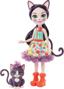 Mattel GJX40 Enchantimals Ciesta Cat & Climber