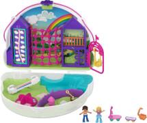 Mattel GKJ65 Polly Pocket Regenbogen-Tasche