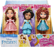 Disney Princess Frozen & Princess Mini Toddlers sortiert