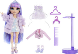 Rainbow Surprise Fashion Doll- Violet Willows