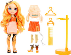 Rainbow Surprise Fashion Doll- Poppy Rowan
