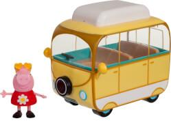 Jazwares Peppa Pig - Peppa's kleines Wohnmobil