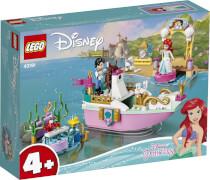 LEGO® Disney Princess 43191 Arielles Festtagsboot