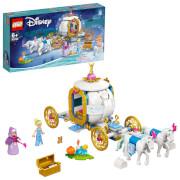LEGO® Disney Princess 43192 Cinderellas königliche Kutsche