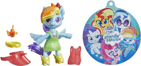 Hasbro F12775L0 My little Pony SmashinŽFashion Ponies, sortiert