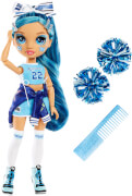 Rainbow High Cheer Doll- Skyler Bradshaw (Blue)
