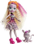 Mattel GTM27 Enchantimals Zadie Zebra