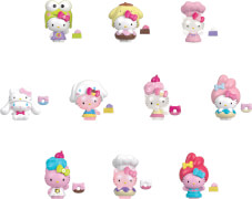 Mattel GTY62 Hello Kitty & Friends Double Dippers Figuren, sortiert