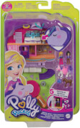 Mattel GTN14 Polly Pocket Pony-Springspass Schatulle