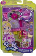 Mattel GTN16 Polly Pocket Schweinchen-Bauernhof Schatulle