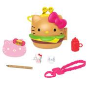 Mattel GVB28 Hello Kitty & Friends Minis Hamburger-Restaurant