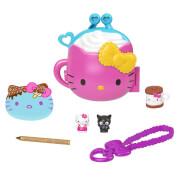 Mattel GVB29 Hello Kitty & Friends Minis Heiße Schokolade