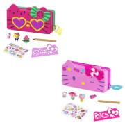 Mattel GVC39 Hello Kitty & Friends Minis Stiftspielset, sortiert