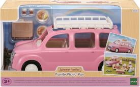 Sylvanian Families 5535 Familienauto mit Picknickzubehör
