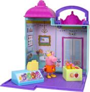 Jazwares Peppa Pig - Peppa's Eiscafé