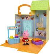 Jazwares Peppa Pig - Peppa's Marktstand