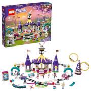LEGO® Friends 41685 Magische Jahrmarktachterbahn