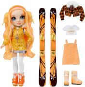 Rainbow High Winter Break Fashion Doll- Poppy Rowan (Orange)