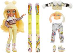 Rainbow High Winter Break Fashion Doll- Sunny Madison (Yellow)