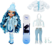 Rainbow High Winter Break Fashion Doll- Skyler Bradshaw (Blue)