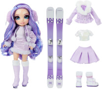 Rainbow High Winter Break Fashion Doll- Violet Willow (Purple)