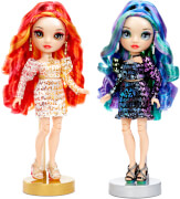 Rainbow High Twins # Laurel & Holly De#Vious