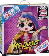 L.O.L. Surprise OMG Movie Magic Doll- Ms. Direct