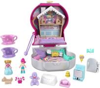 Mattel GTN23 Polly Pocket Kaugummiautomat Schatulle