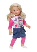 Zapf Puppe Sally blond, 63 cm