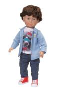 Zapf Puppe Junge Sam, 63 cm