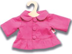 Puppen-Jacke Pinky, Größe 35 - 45 cm