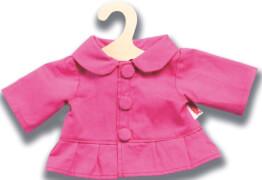 Puppen-Jacke Pinky, Größe 28 - 33 cm