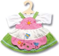 Heless 2310 - Puppen-Kleid mit Shirt, Größe 35-45 cm