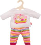 Pu-Pyjama Glücksschäfchen, Gr. 28-35cm