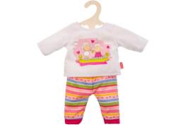 Pu-Pyjama Glücksschäfchen, Gr.35-45