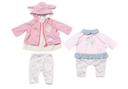 Zapf Baby Annabell® Tag Outfit sortiert, ab 3 Jahren