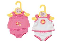 Zapf BABY born® Kleider Kollektion Dolly Moda Unterwäsche, Größe 38-46cm