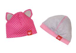 Zapf BABY born® Kleider Kollektion Dolly Moda Mütze, Größe 38-46cm, ab 3 Jahren