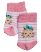 Schildkröt 2er-Pack Socken (Kätzchen, Eule), geeignet von 36-42 cm, ab 3 Jahre