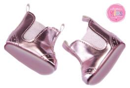 SCHILDKRÖT Kids - Stiefel metallic, pink