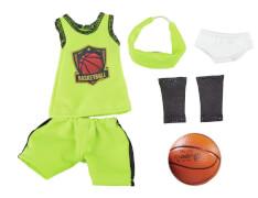 Joy Basketballstar Outfit