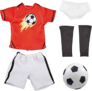 Michael Fußballstar Outfit