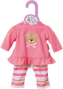 Zapf Dolly Moda Pyjamas, Gr. 30cm